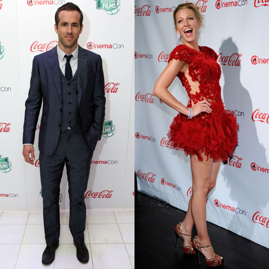 Ryan reynolds Rosie Huntington
