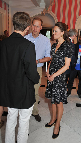 kate middleton and prince william. Kate Middleton and Prince William in Canada Day 1 Pictures Previous Next