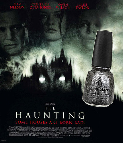 Halloween Nail Polish or Campy Horror Flick